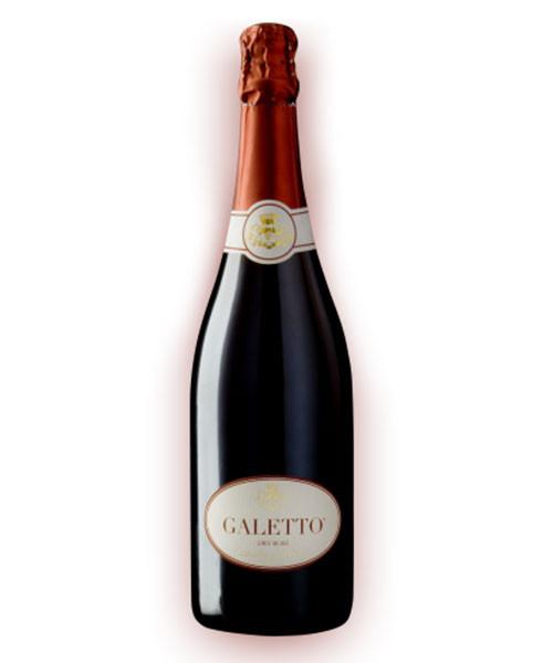 Galetto - Vino spumante dry rosè