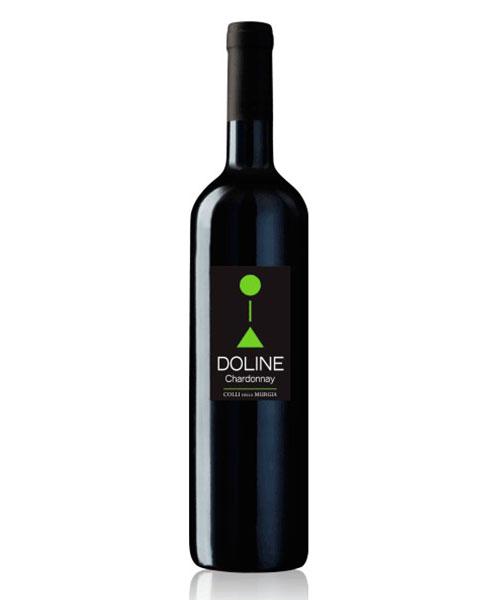 Doline chardonnay - Vino chardonnay IGP Puglia